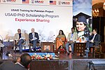 PhD Scholars at the 'Experience Sharing' ceremony in Islamabad (16032918093).jpg