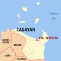 Ph locator cagayan santa teresita.png