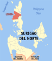 Ph locator surigao del norte libjo.png