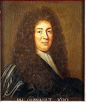 Quinault, Philippe (1635-1688)