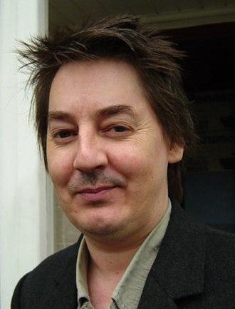 Paul Harvey (artist) - Image: Photo of Paul Harvey by Charles Thomson