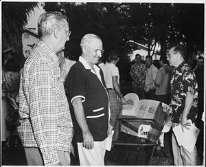 Joseph Short - Short with President Truman in Key West