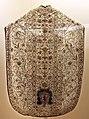 Pianeta con stemma del vescovo niccolò ciani, 1671-79, 01.jpg