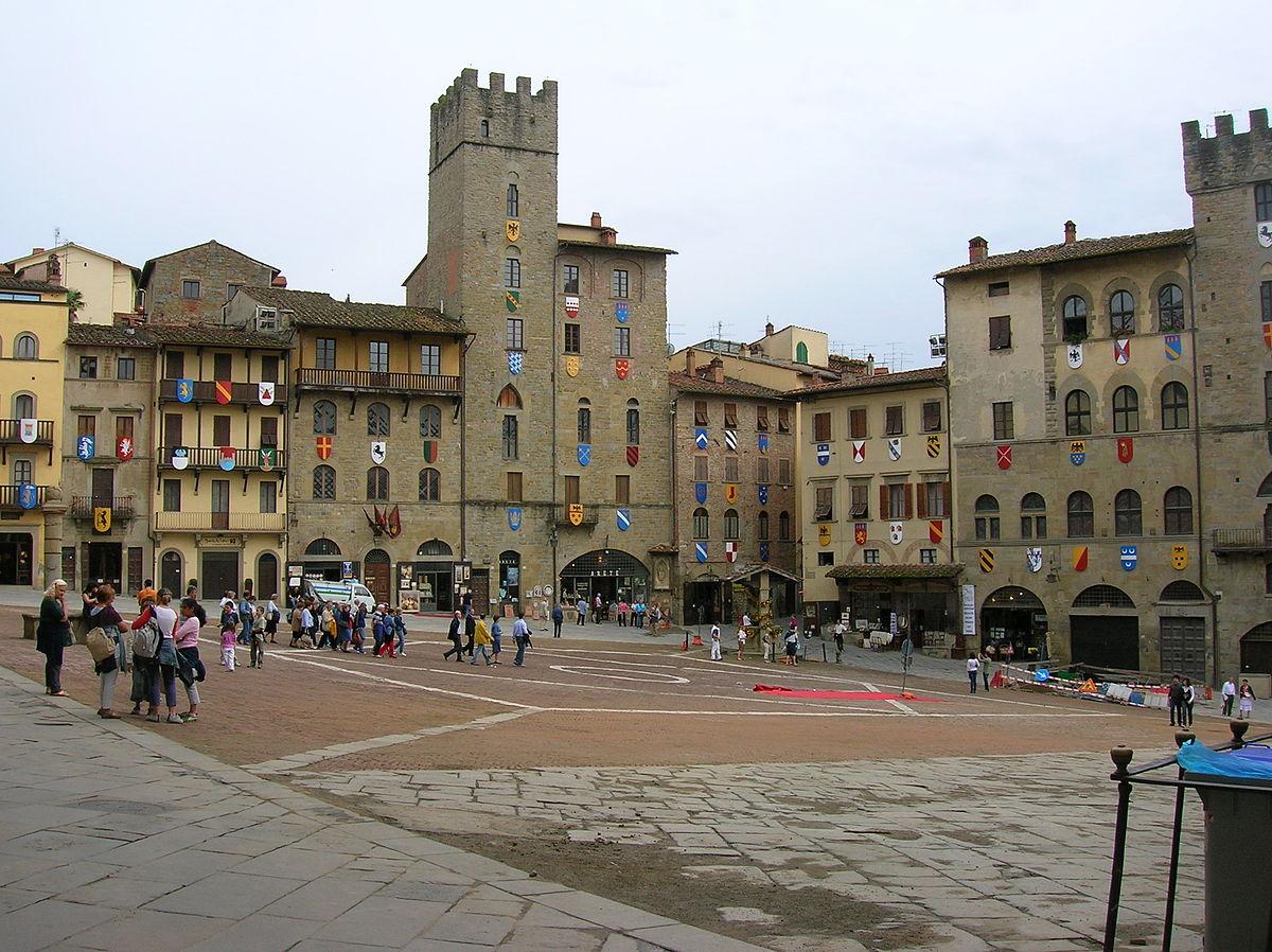 Arezzo wikip dia for Immagini abitazioni