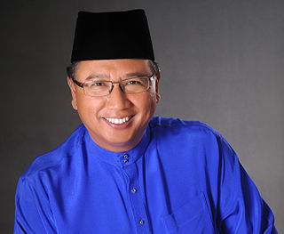 Wan Mohammad Khair-il Anuar Malaysian politician and architect