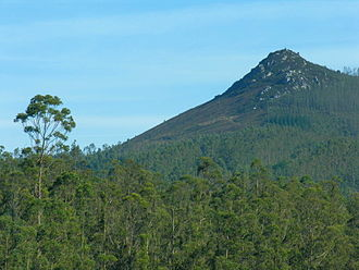 Boqueixón - Image: Pico Sacro Galicia 002