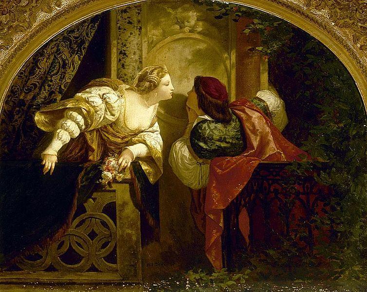 Romeo & Juliet_Henri_Pierre_Picou
