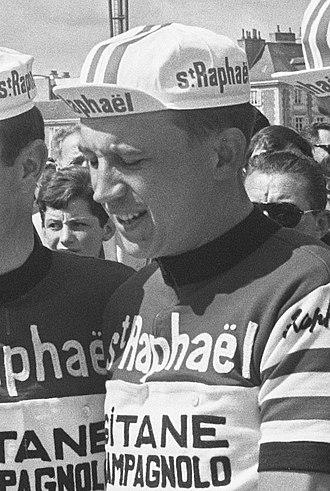 Pierre Everaert - Pierre Everaert in 1964