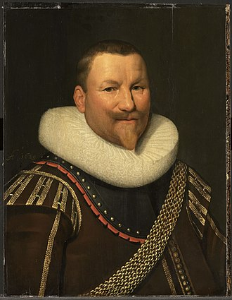 Dutch West India Company - Piet Heyn, WIC admiral who captured the Spanish silver fleet in 1628.