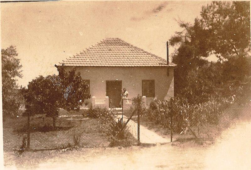 גבעת עדה בית של ותיקים ברחוב הזית