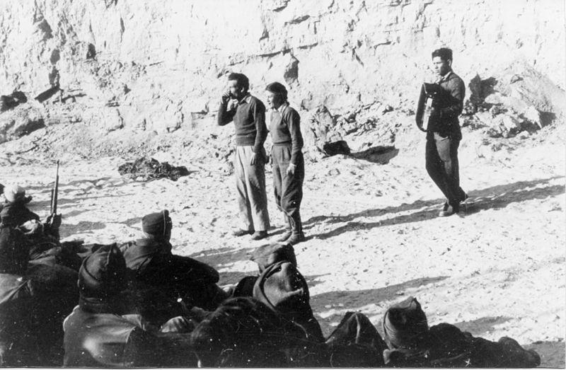 מבצע חורב - הצ'יזבטרון בעוג'ה אל חפיר