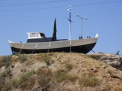 PikiWiki Israel 42219 Immigrants memorial in Herzliya.jpg