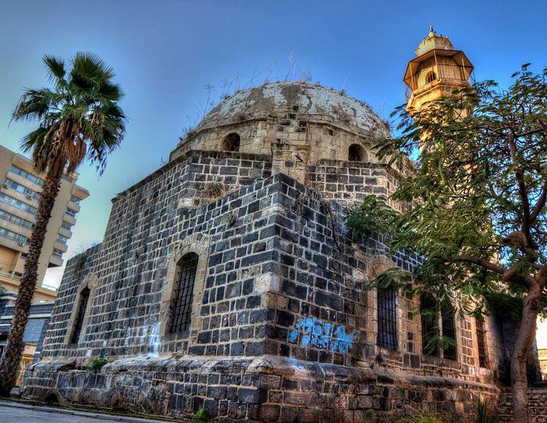 מסגד דאהר אל עומר