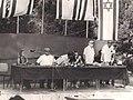 PikiWiki Israel 817 Kibuts Nir-am הנחת אבן הפינה לחדר ההנצחה בניר-עם.jpg