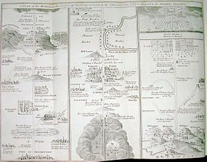Ordo salutis - A map from ''Pilgrim's Progress'' by John Bunyan, which described salvation allegorically as the journey of a pilgrim.