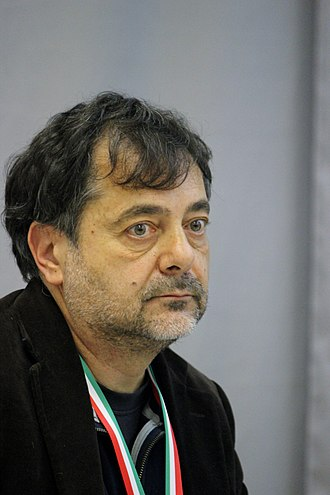 Pincio at the 20 Moscow International Fair Non/fiction 2018 Pincio, Tommaso -20181202 fRF05.jpg