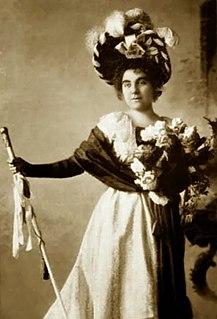 Amelia Pinto Italian operatic soprano