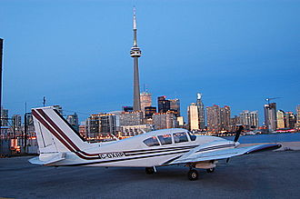 Piper PA-23 - PA-23 Aztec in Toronto, Ontario