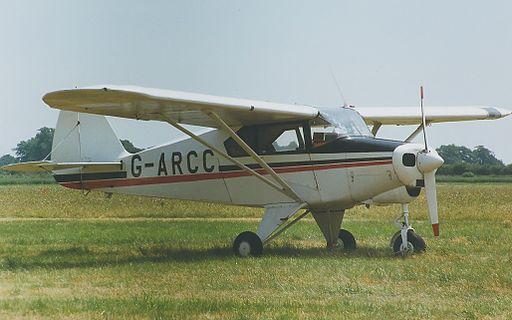 Accident Piper PA-22-150 Tri-Pacer G-ARCC, 30 Jul 2006
