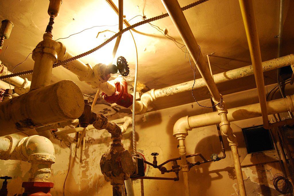 Vodovod je kompliciran sistem
