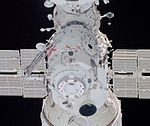 Pirs docking module taken by STS-108.jpg