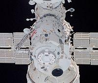 Pirs docking module taken by STS-108.jpg