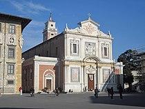 Pisa - Chiesa di Santo Stefano dei Cavalieri.JPG