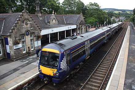 Pitlochry Railway Station Wikiwand