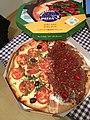 Pizza! One of São Paulo's best treats! (9691515439).jpg