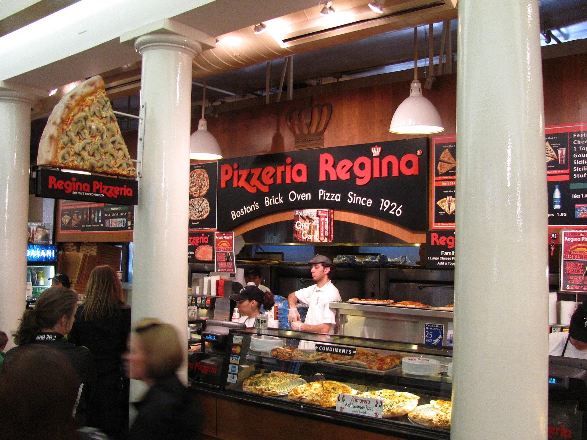 Regina Pizzeria - Wikipedia