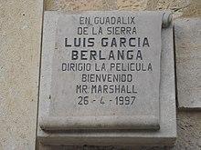 Image result for bienvenido mister marshall