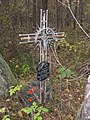 Place of military plane crash in 22.10.1980, pilot was killed - panoramio.jpg