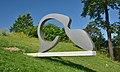 Placement (Giardini) by Manfred Wakolbinger, Österreichischer Skulpturenpark.jpg