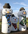 Plastic covered Bale Snowmen 1 (31430562630).jpg