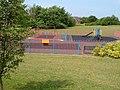 Playground off Cheswardine Road, Bradwell - geograph.org.uk - 194794.jpg