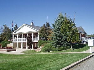 Pleasant View, Utah - City hall