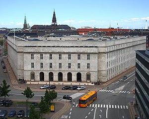 The Killing (Danish TV series) - Politigården, the police headquarters