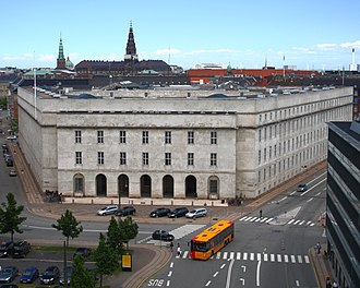 The Killing (Danish TV series) - Politigården police headquarters