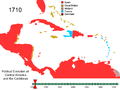 Political Evolution of Central America and the Caribbean 1710.png
