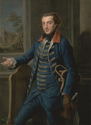 William Weddell - William Weddell by Pompeo Batoni
