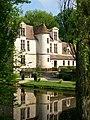 Pontarmé (60), château, vue depuis le nord-ouest.jpg