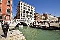 Ponte del Vin, Castello, Venice, Veneto, Italy - panoramio.jpg