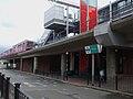 Poplar station entrance.JPG