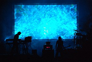 Fear of a Blank Planet - Porcupine Tree performing at Hamburg, Germany, in 11/29/2007.