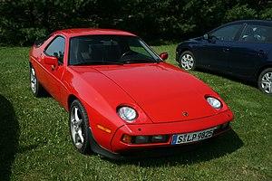 Porsche 928 - Early Porsche 928
