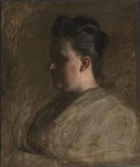 Portrait of Blanche Hurlburt