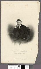 Revd. J. Beazley, Sydney, New South Wales