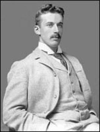 William Brymner - Portrait of William Brymner