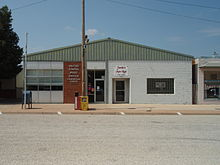 Post office cunningham kansas 2009.jpg