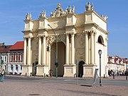 photo Potsdam's Brandenburg Gate